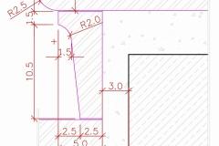 Stufen Plan Detail