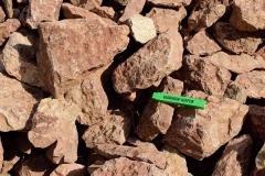 zyklopische Mauersteine Adneter Marmor