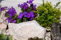 Zierstein Untersberger Marmor