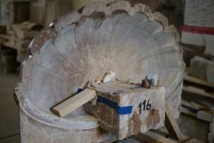 Marmorsaal Restaurierung