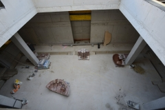 Marmorsaal Augustinerbräu Anlieferung